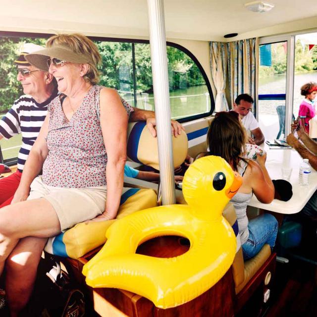 Anjou Navigation - Croisières fluviales en bateau habitable
