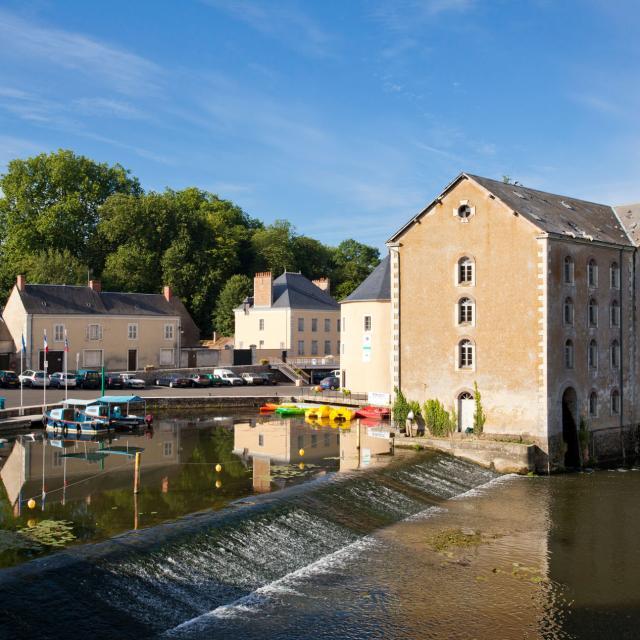 Moulin à Couleurs de Malicorne-sur-Sarthe